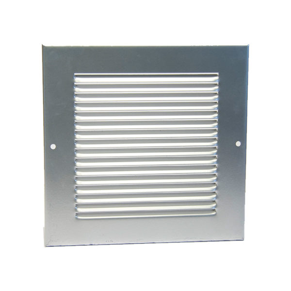 Lorient 300 x 300mm size Cover Grille White