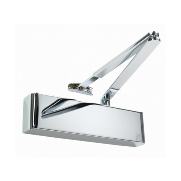 Rutland TS.9205 Door Closer – Polished Stainless