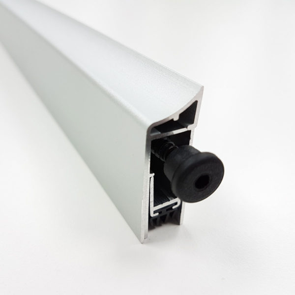 Applique 37 - Surface Mounted Drop Down Seal - 530mm