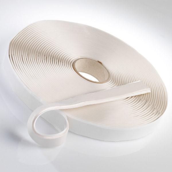Firestrip 30 Intumescent Glazing Tape - White
