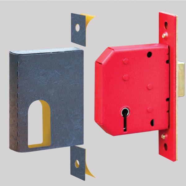 Intumescent Lock Kit – BS Deadlock